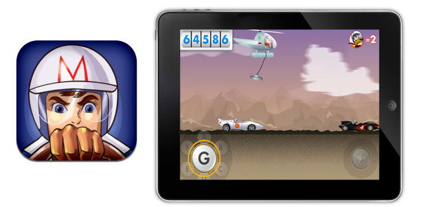 Speed Racer: The Beginning para iOS