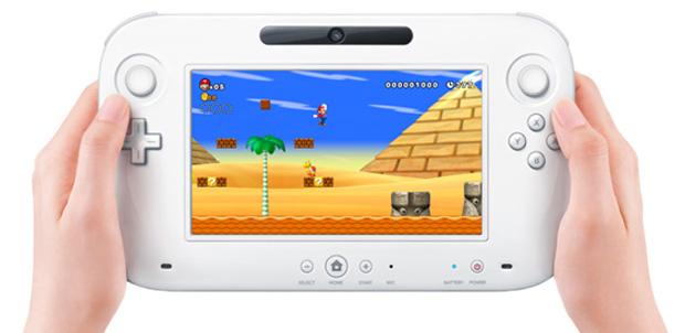 Infografía de Nintendo Wii U