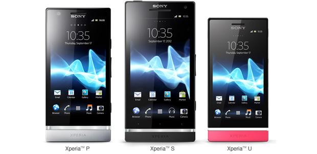 Sony Xperia NXT llegará a México