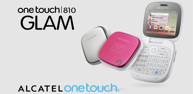 Alcatel One Touch GLAM 810 en México