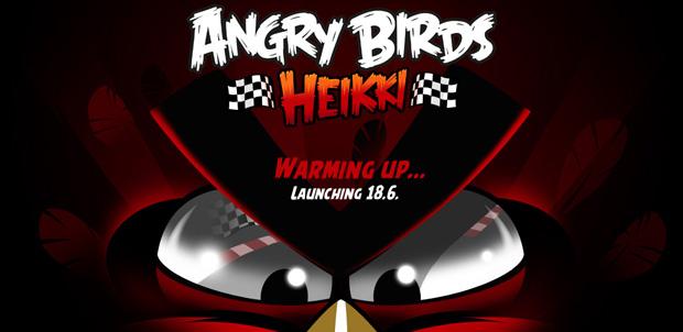 Angry Birds Heikki el 18 de junio