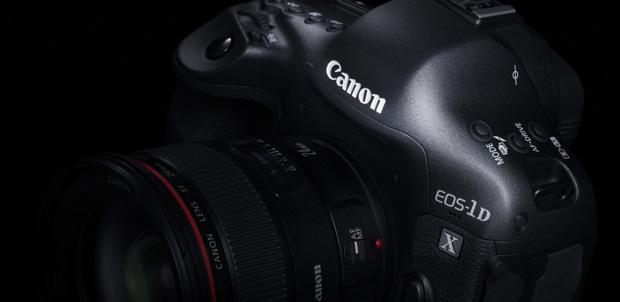 Canon EOS-1D X disponible en México