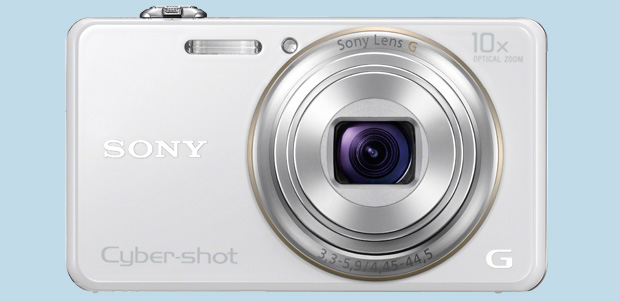 Sony Cyber-shot DSC-WX100 en México