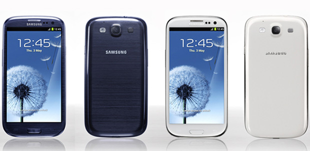 Demo y Galería de Galaxy S III