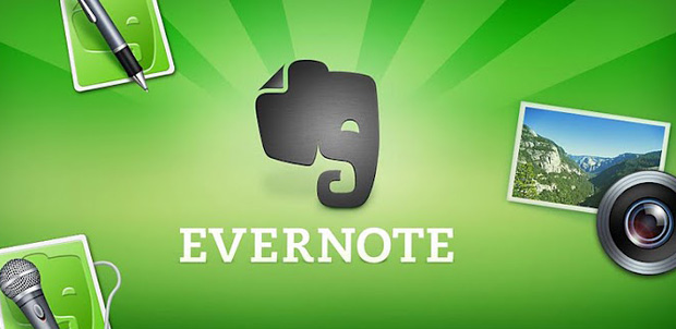 Evernote se actualiza para Android 4.0