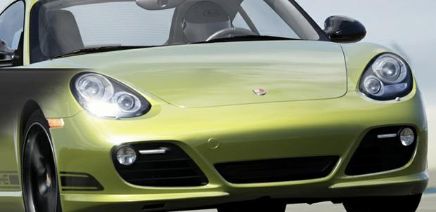 Porsche añade más horas a Forza 4