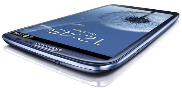 Tecnologías de Samsung Galaxy S III