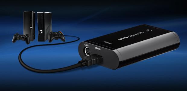 Game Capture HD para grabar tus juegos