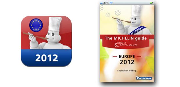 Michelin actualiza su guía para iOS