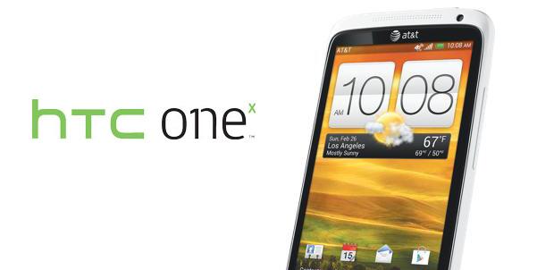 HTC One X el segundo en AT&T