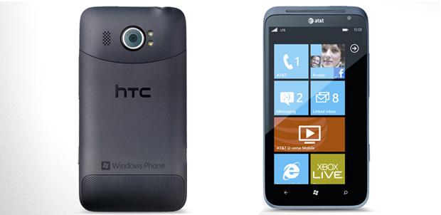 HTC Titan II con la mejor cámara
