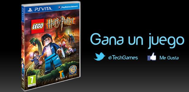 Gana un LEGO Harry Potter: Años 5-7 para PS Vita