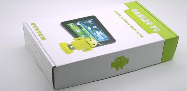 HuaYi la tablet Android más económica