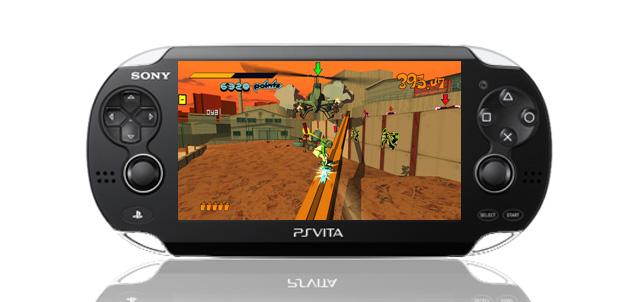 Jet Set Radio va a PlayStation Vita