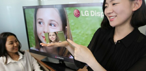 LG supera la Retina Display de Apple