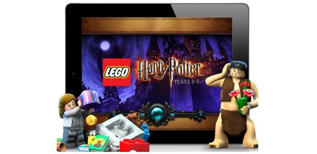 La saga de LEGO Harry Potter en iOS
