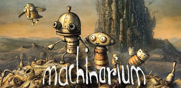 Machinarium llega a Google Play