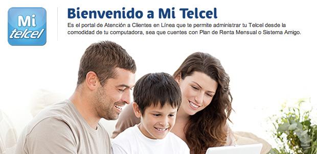 Mi Telcel, atención al cliente en línea