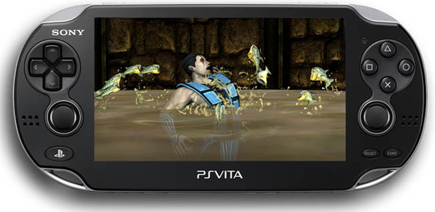 Mortal Kombat llega a PlayStation Vita