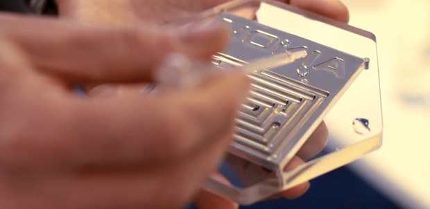 Nokia trabaja en tecnología impermeable