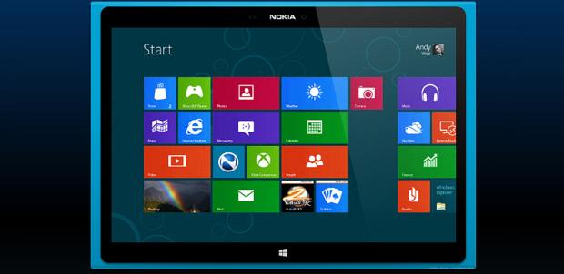 Más datos de la tableta de Nokia