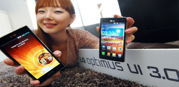 LG presenta su interfaz Optimus 3.0