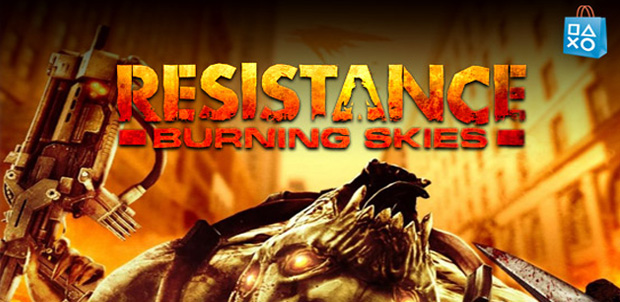 Resistance_Burning_Skies