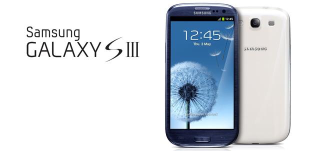 Especificaciones de Samsung Galaxy S III