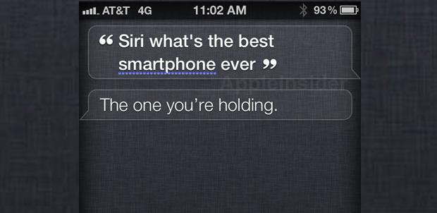 Apple arregla error dentro de Siri