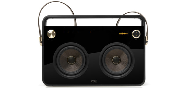 2 Speaker Boombox de TDK en México