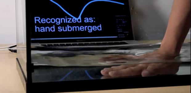 Touché, la tecnología táctil de Disney