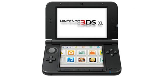 Nintendo presentó su nuevo 3DS XL