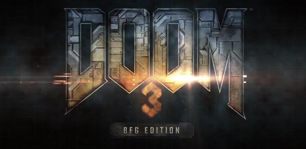 DOOM 3 BFG Edition llegará en octubre