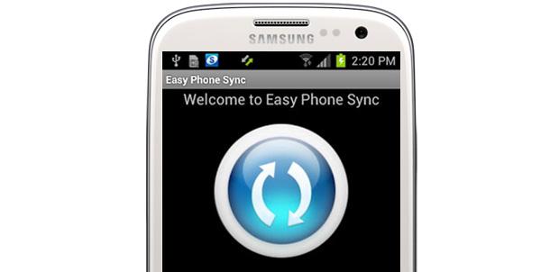 Easy Phone Sync cámbiate a Galaxy S III