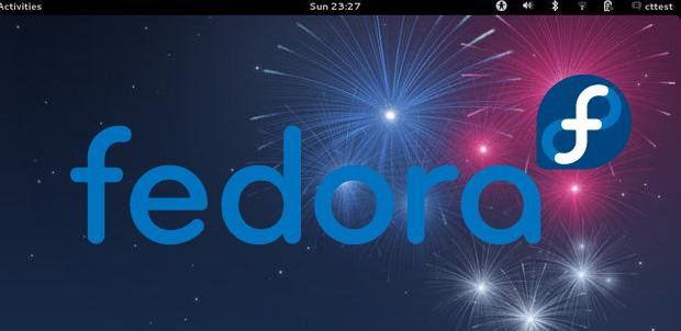 Se libera el sistema Fedora 17