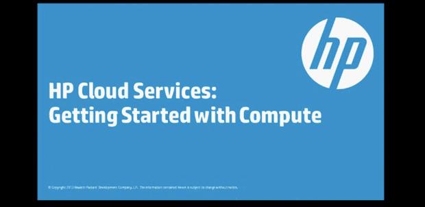 HP Cloud se encuentra en beta pública