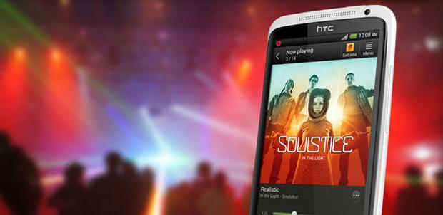 Unboxing de HTC One X para Telcel