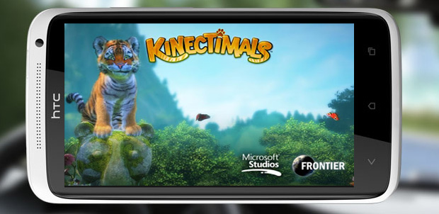 Kinectimals disponible para Google Play