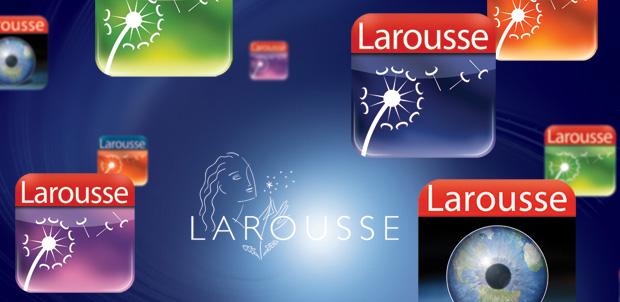 Larousse entra a dispositivos iOS