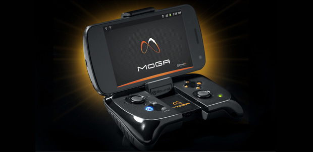 PowerA MOGA para juegos en Android