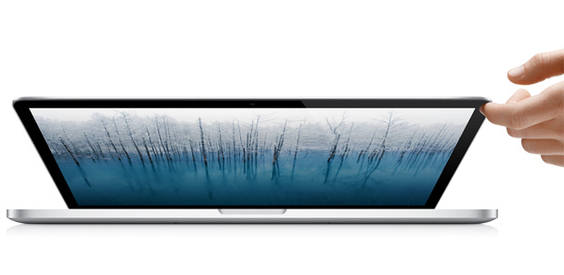 MacBook Pro con Retina Display