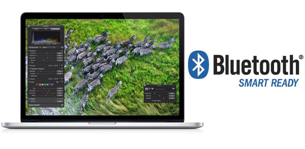 Bluetooth Smart Ready en MacBook Pro