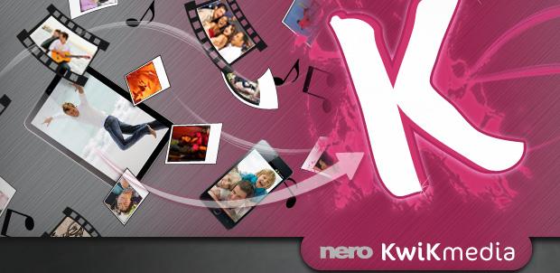 Encuentra fotos con Nero Kwik Media