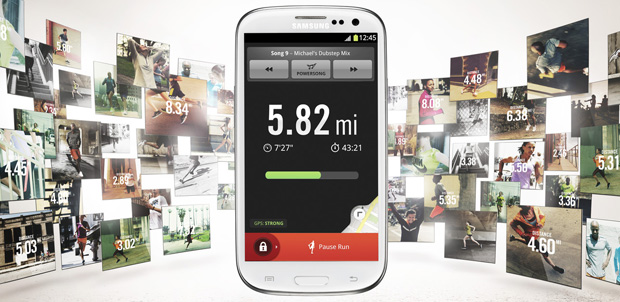 Nike+ Running disponible para Android