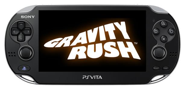Gánate un Gravity Rush [Último Día]