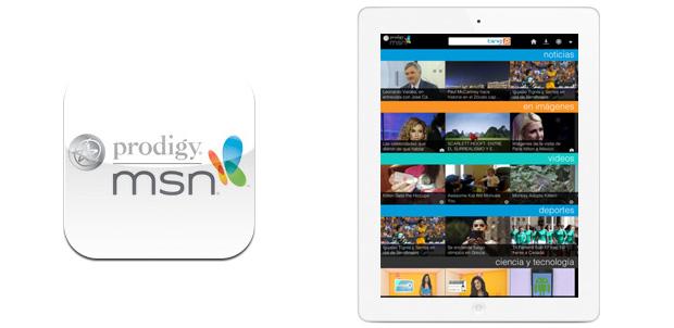 ProdigyMSN-iPad
