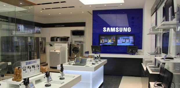 Samsung y su primer tienda en Mérida