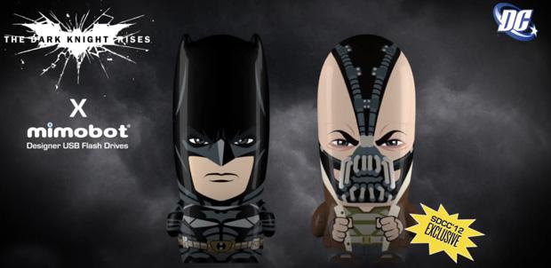The Dark Knight Rises x Mimobot