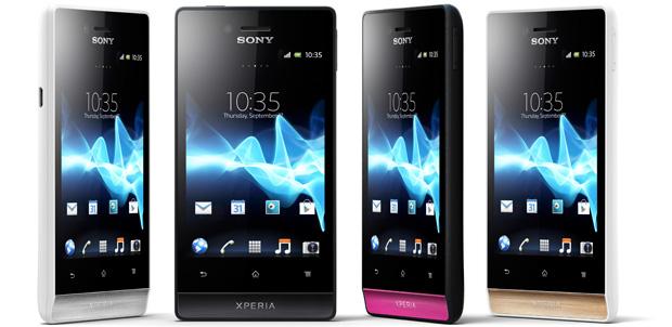 Sony Mobile presenta Xperia miro