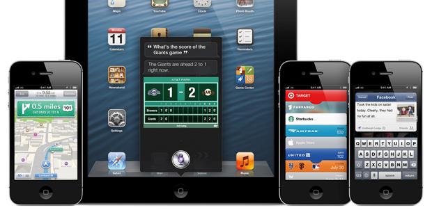 Apple da un vistazo a lo nuevo de iOS 6